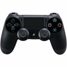 Official PlayStation 4 Dualshock 4 Wireless Controller - Black