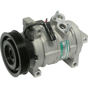 New A/C Compressor for 300 Charger Grand Cherokee Magnum Challenger
