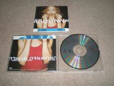 MADONNA CD Drowned World Substitute For Love REMIXES JAPAN WPCR-1983 PRESSING
