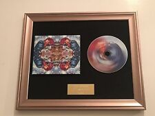 SIGNED/AUTOGRAPHED MELANIE C - DEAR LIFE FRAMED CD PRESENTATION.SPICE GIRLS.RARE