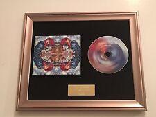 SIGNED/AUTOGRAPHED MELANIE C - DEAR LIFE FRAMED CD PRESENTATION.SPICE GIRLS.RARE