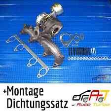 Turbocharger Skoda Octavia I 1.9 Tdi 66 74 81 85 Kw 90 110 115 hp Alh Ahf 713672