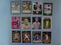 Lot of +25 Baseball Cards Detroit Tigers Andrew Miller RC, Cabrera Granderson RC