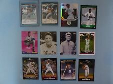 Lot of +25 Baseball Cards Detroit Tigers Andrew Miller RC, Cabrera Granderson RC