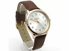 Faux Leather Casual Wristwatches