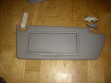 R/H RIGHT HAND DRIVERS  SUN VISOR VAUXHALL VECTRA C  2003 2 AVE