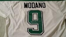 Mike Modano Signed Dallas Stars 93-94 Pro Jersey K2Sports COA! Extremely RARE