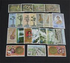 nystamps Thailand Stamp # 918/980 Mint Og H $32 U4y1170