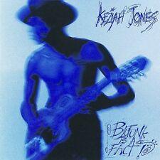 KEZIAH JONES - BLUFUNK IS A FACT! [BONUS TRACK] NEW CD