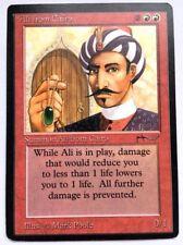 ALI FROM CAIRO ARABIAN NIGHTS ENGLISH MTG MAGIC CARD CARTE ANGLAIS NEAR MINT NM