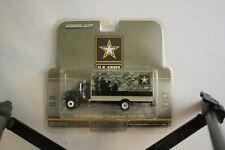 Diecast 1/64 Scale Greenlight International Durastar Box Van US ARMY