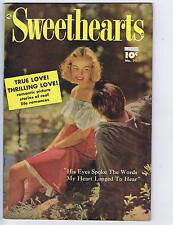 Sweethearts #71 Export Pub 1949 CANADIAN EDITION