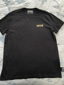 NEW WITHOUT TAGS MENS VERSACE JEANS COUTURE TSHIRT MEDIUM