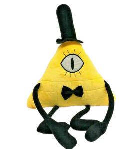 Gravity Falls Gelb Yellow Bill Cipher Boss Plüsch Plüschtier Spielzeug Stofftier