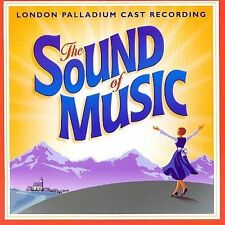 The Sound of Music [London Palladium Cast Recording] [Digipak] by Connie Fisher