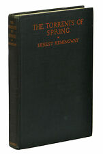 The Torrents of Spring ~ by ERNEST HEMINGWAY ~ First Edition ~ 1st Printing 1926