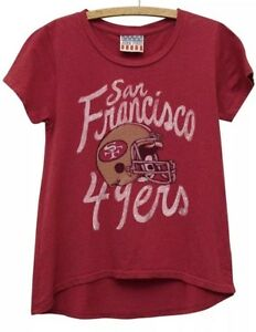 NFL Girl's Youth Game Day Glitter Tee