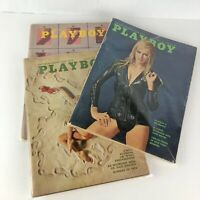 Playboy Vintage Magazine May 1970 & 1971 April 1969 Playmate of the Year Past