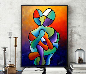 Artist Love Abstract Art Prints For Sale Ebay