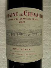 DOMAINE DE CHEVALIER 2000 - PESSAC LÉOGNAN - GRAND CRU CLASSÉ