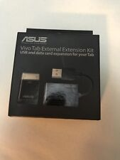 USB and data card expansion for your ASUS VivoTab.
