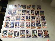 1991 Pacific Trading Cards MLB Baseball Nolan Ryan Series 1 110 Card Set
