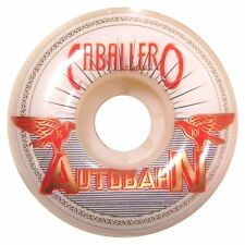 *Discolored* Autobahn Steve Caballero Pro 2 Skateboard Wheels 56mm 101a