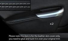 Gris Stich 2x Puerta Trasera Descansabrazos tapa se ajusta Opel Opel Astra J Mk6 09-15 Philippines