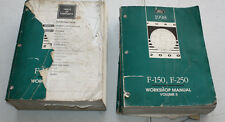 1998 Ford Service Manual F-150, F-250