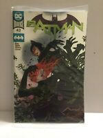 DC Comics Batman #43 Foil CatWoman Poison Ivy Batman Cover