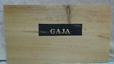 GAJA WOOD WINE PANEL END