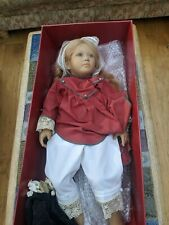 Annette Himstedt Puppen Kinder Doll 'Adrienne' 1990-91 In Box