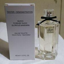 Treehouse: Gucci Flora Glorious Mandarin EDT Tester Perfume For Women 100ml