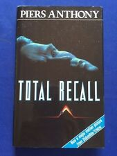 TOTAL RECALL - FIRST HARDCOVER PHOTOPLAY EDITION BY PIERS ANTHONY