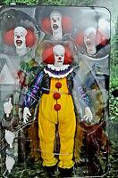 IT - The Movie - Il classico Clown visto in IT - Neca 17cm - Action Figure
