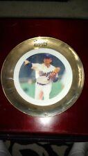 Nolan Ryan Topps Gold Collector's Plate