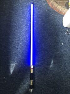 Master Replicas Obi Wan Kenobi Lightsaber Read Description Faulty Battery Pack