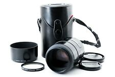 Ex+ Clear lens Minolta AF Macro 100mm f2.8 Sony w/case from Japan 13601172 FedEx