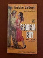 Erskine Caldwell: Georgia Boy 1969 pb GGA Signet Book