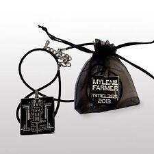 """Mylene Farmer concert """"Timeless 2013"""" Pendentif"""