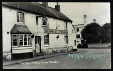 1971 Ind Coope The Bell Inn Frisby on the Wreake Leicestershire Postcard C945