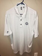 Ashworth Polo Shirt U.S. Open Olympia Fields Embroidered Xl No Company Logos