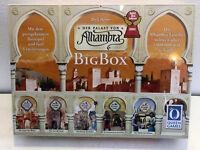 Der Palast von Alhambra Big Box Spiel des Jahres 2003 in OVP Gesellschafts