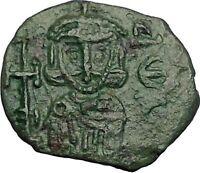 Constantine V & Leo IV Khazar & Leo III Syracuse Ancient Byzantine Coin  i51426