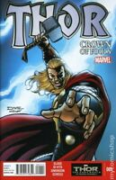 Thor Crown of Fools #1 (2013) Marvel Comics