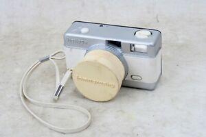 White Lomography Fisheye 35mm Point & Shoot Film Camera