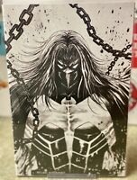 Venom #27 B&W VIRGIN Sketch Variant by Tyler Kirkham 1st Codex!!! Knull!!!  *NM*