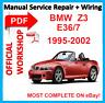 # OFFICIAL WORKSHOP MANUAL service repair FOR BMW Z3 E36/7 1995 - 2002