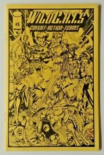 Wildcats Special Ashcan Edition #5