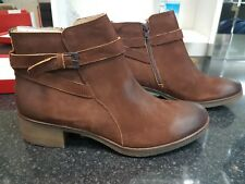 Kickers Mila, Womens Desert Boots Brown (Marron Trche Camel 9) 71/2 UK, EU 41